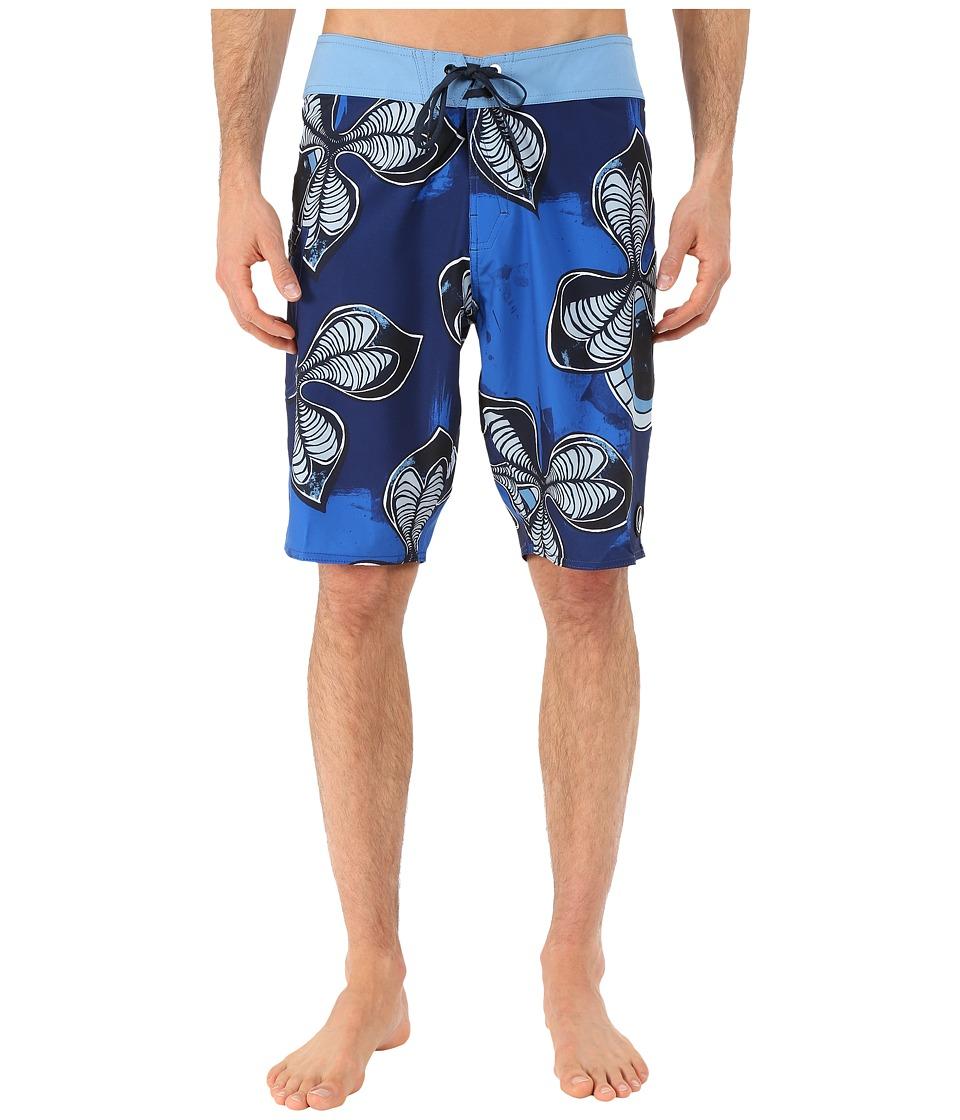 Volcom Tremours 21 Boardshorts (Estate Blue) Men