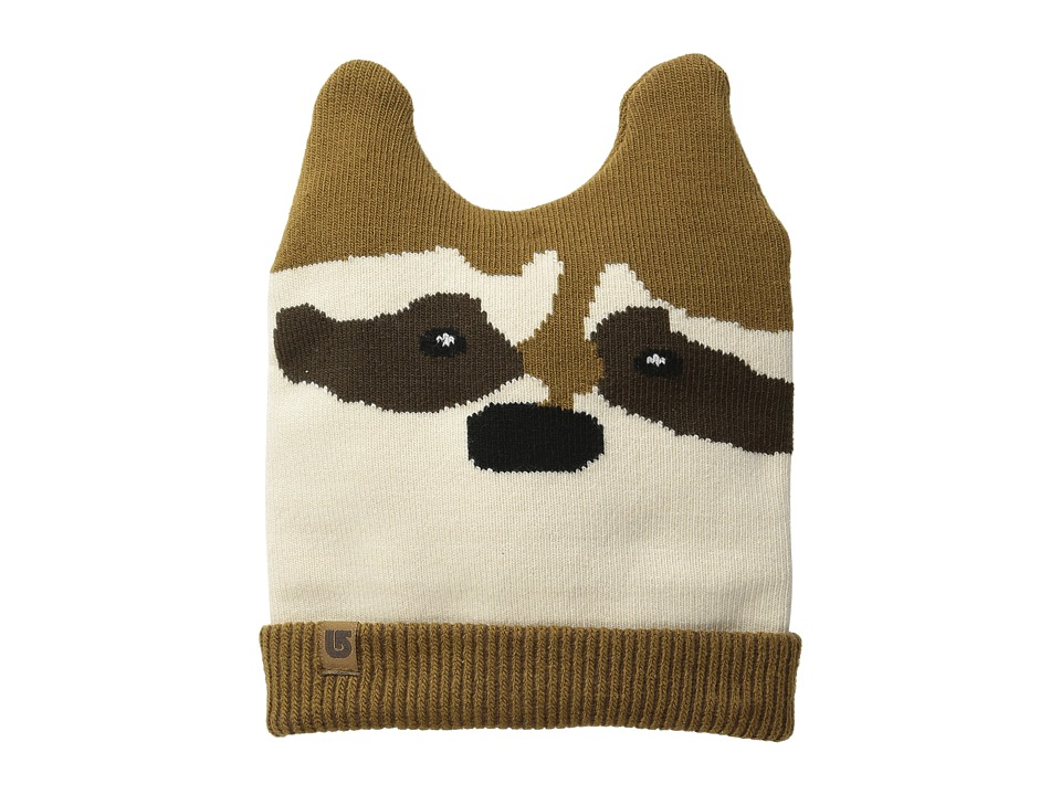 Burton - Mini Beanie (Toddler) (Raccoon) Beanies