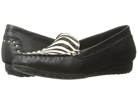 SKECHERS - Rome - Lusso (Black) Women's Slip on Shoes