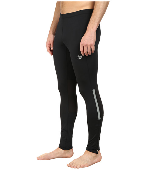 New Balance - Impact Tights (Black) Men