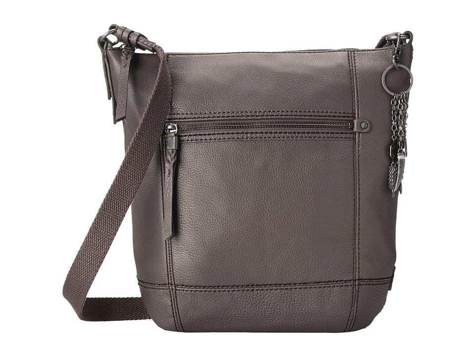 The Sak - Sequoia Crossbody (Charcoal) Cross Body Handbags