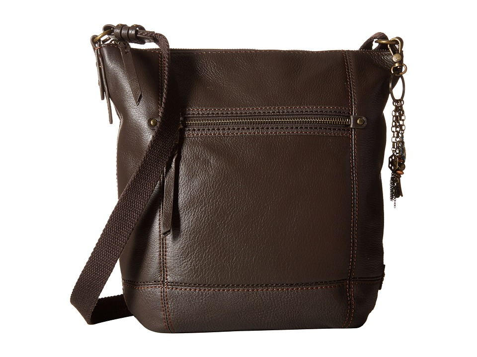 The Sak - Sequoia Crossbody (Cocoa) Cross Body Handbags
