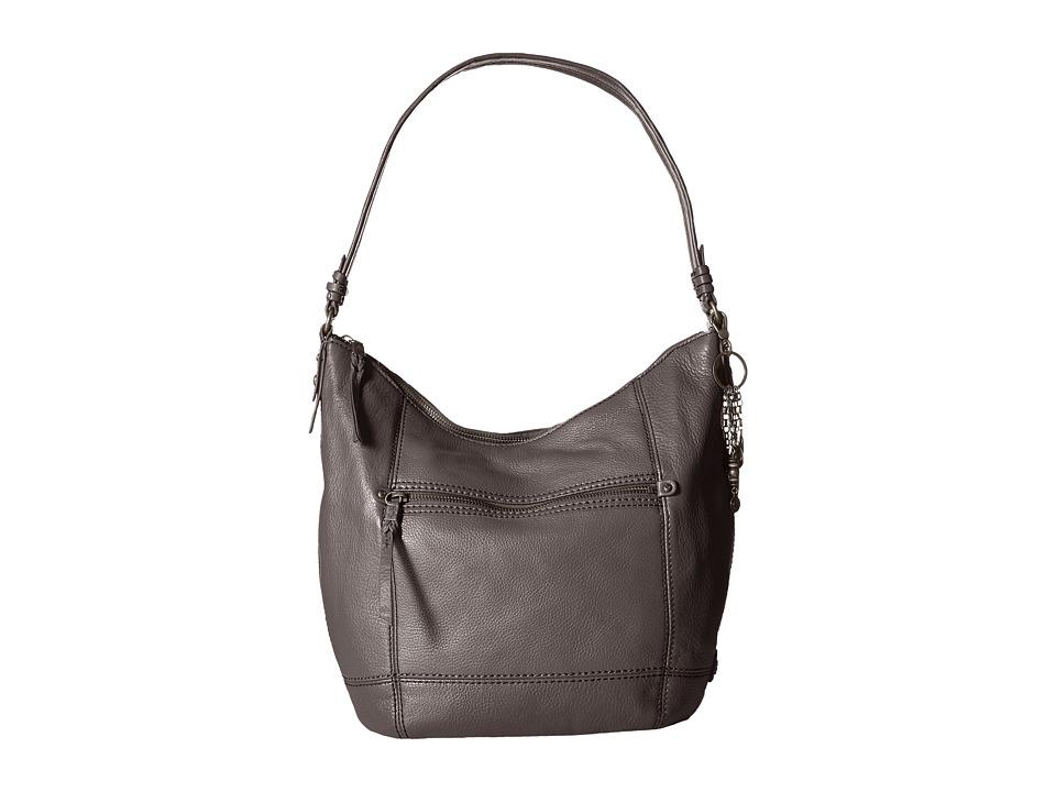 The Sak - Sequoia Hobo (Charcoal) Hobo Handbags