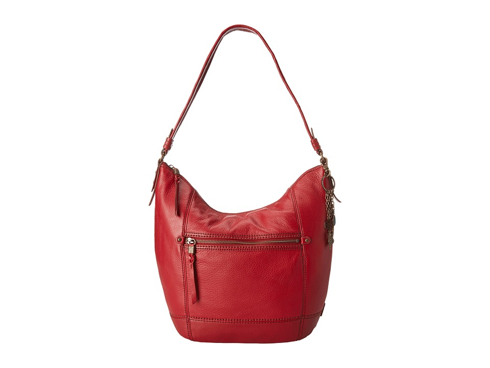 The Sak - Sequoia Hobo (Cherry) Hobo Handbags