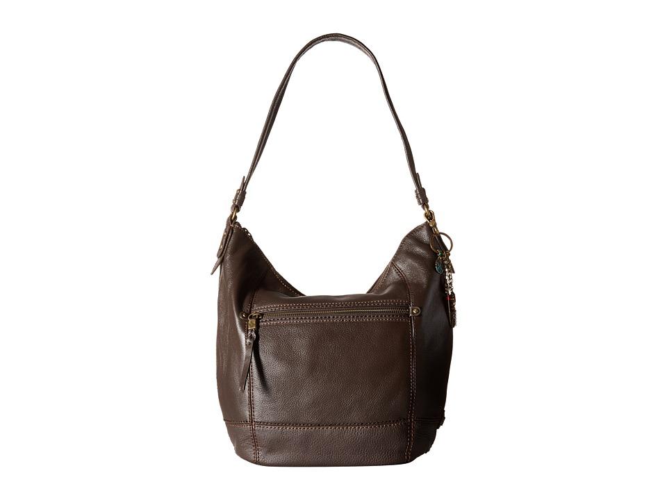The Sak - Sequoia Hobo (Cocoa) Hobo Handbags
