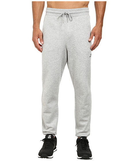 New Balance - Tailored Sweatpants (Athletic Grey) Men's Workout