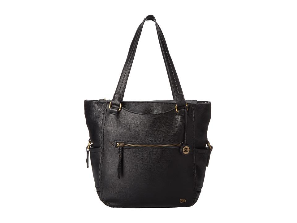 The Sak - Kendra Work Tote (Black) Tote Handbags