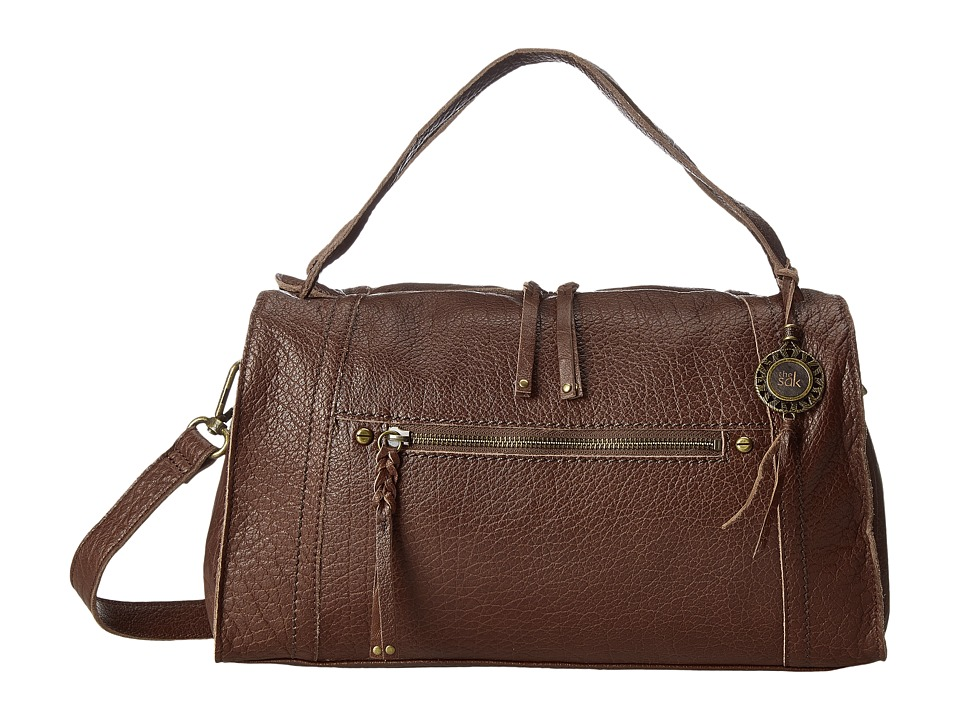 The Sak - Mirada Satchel (Teak) Satchel Handbags