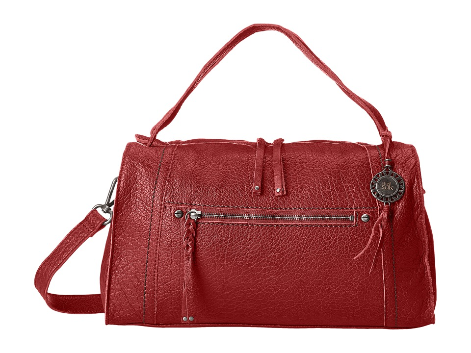 The Sak - Mirada Satchel (Cherry) Satchel Handbags