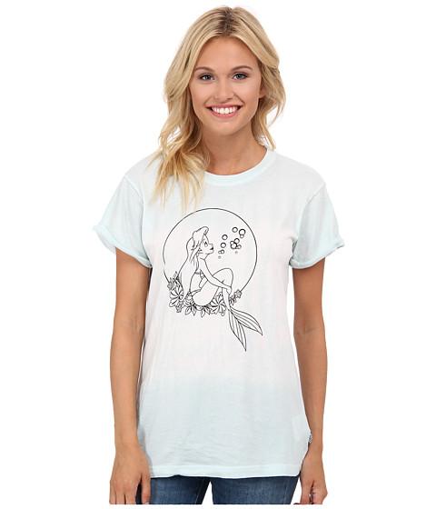 Vans - Ariel Rocker Tee (Canal Blue) Women's T Shirt