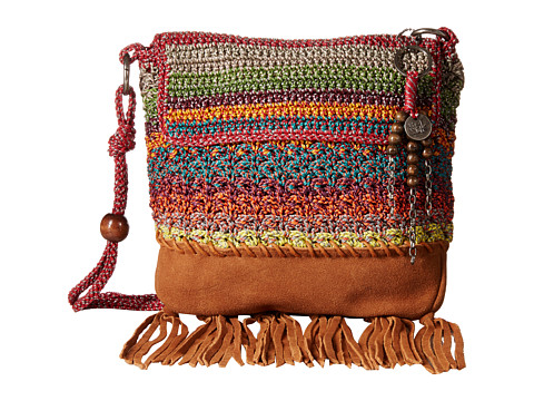 The Sak - Kearny Crossbody (Gypsy Stripe) Cross Body Handbags