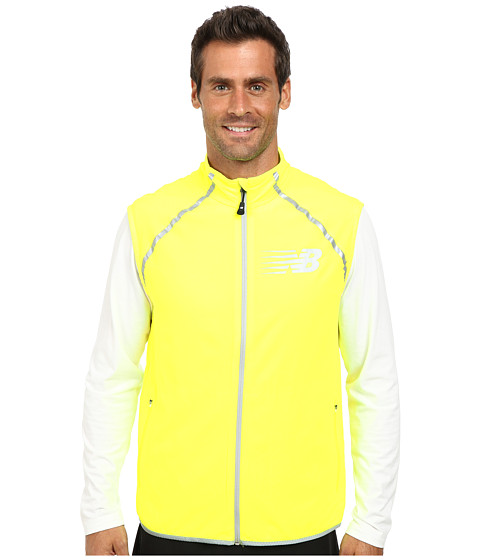New Balance - Beacon Vest (Hi-Lite) Men's Vest
