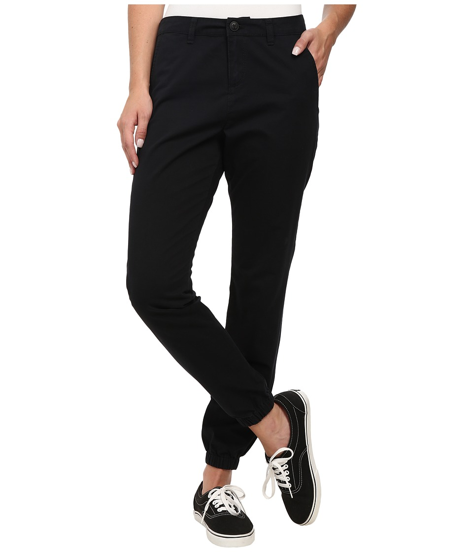 Vans - Wandering Jogger Pants (Black) Women's Clothing