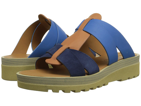 See by Chloe - SB24181 (Medium Blue) Women's Sandals