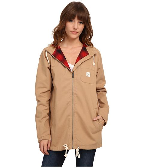 Vans - Presto Jacket (Tanner) Women's Jacket
