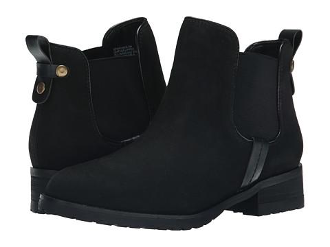 Steve Madden - Graaham (Black Nubuck) Women's Shoes