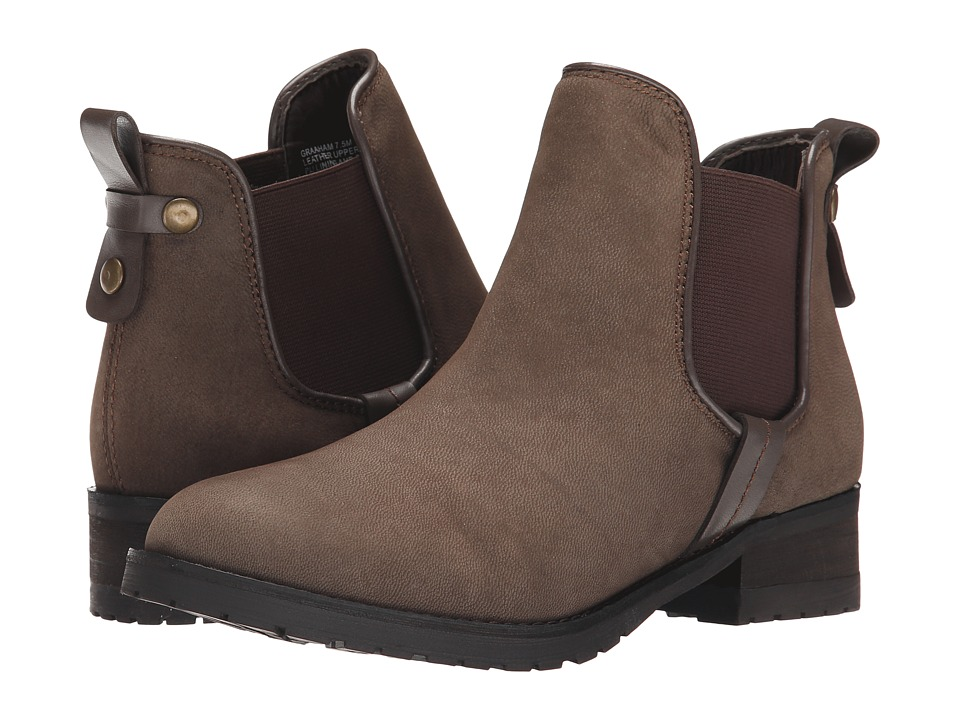 Steve Madden - Graaham (Brown Nubuck) Women's Shoes