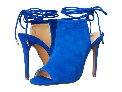 Steve Madden - Sophie (Blue Suede) High Heels