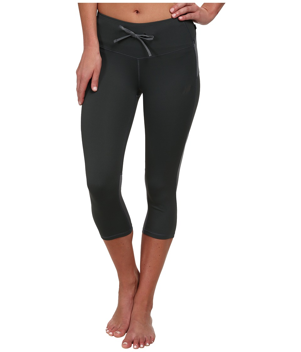 New Balance - Ultra Capris (Anthracite) Women's Capri