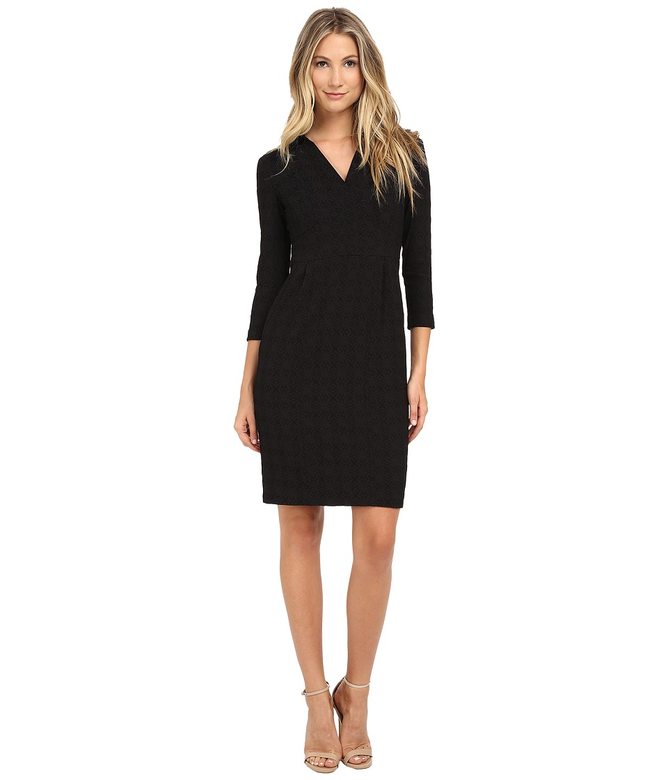 Nanette Lepore - Stay Cool Dress (Black) Women's Dress
