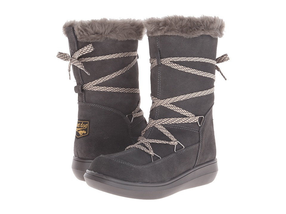 Rocket Dog - Snowcrush (Charcoal Suede) Women