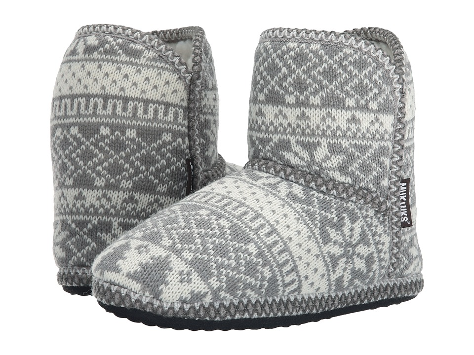 MUK LUKS - Short Boot (Ivory) Women