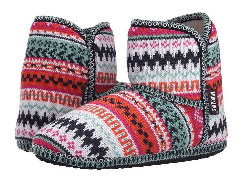 MUK LUKS - Short Boot (Bright) Women