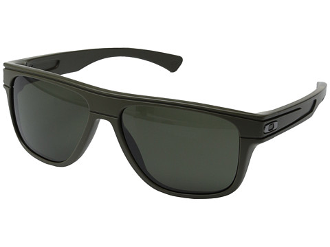 Oakley - Breadbox (Moss/Dark Grey) Sport Sunglasses