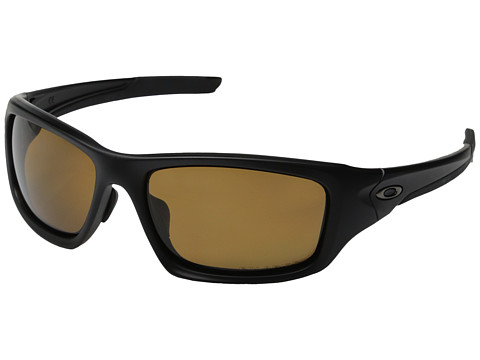 Oakley - Valve - Asian Fit (Matte Black/Bronze Polarized) Sport Sunglasses