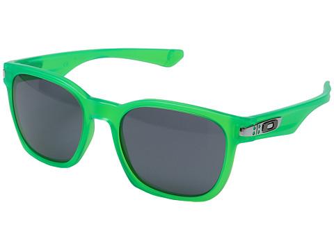 Oakley - Wally Lopez Garage Rock (Matte Green/Grey) Sport Sunglasses