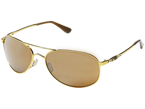 Oakley - Given (Polished Gold/Tungsten Iridium) Sport Sunglasses