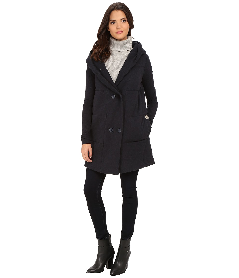 Spiewak - Jersey Catalina Jacket SPFOW0086FWJ01 (Total Eclipse/Navy) Women's Coat