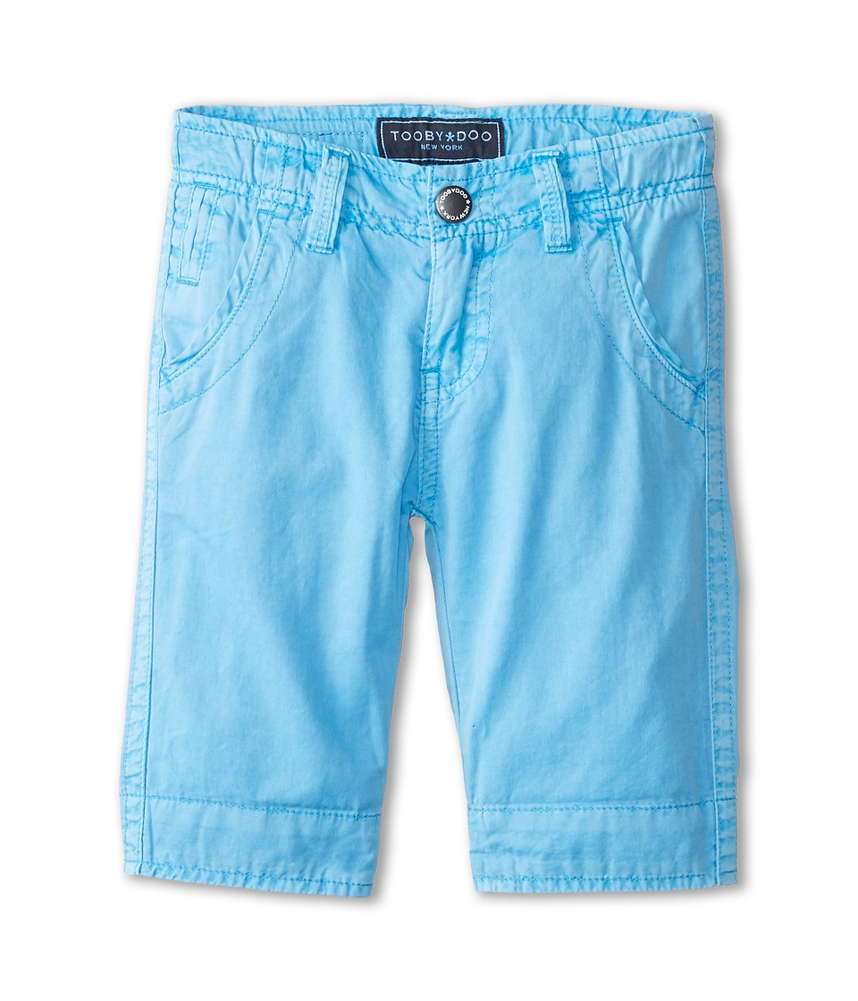 Toobydoo - Medium Jeans Shorts in Blue (Infant/Toddler/Little Kids/Big Kids) (Blue) Boy's Jeans