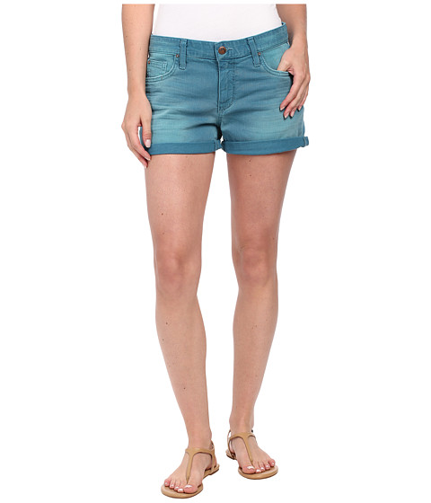Joe's Jeans - Boyfriend Shorts in Ultramarine (Ultramarine) Women's Shorts