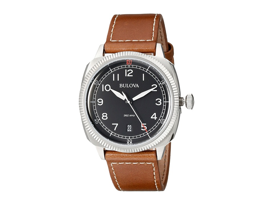 Bulova - Military - 96B230 (Brown) Watches