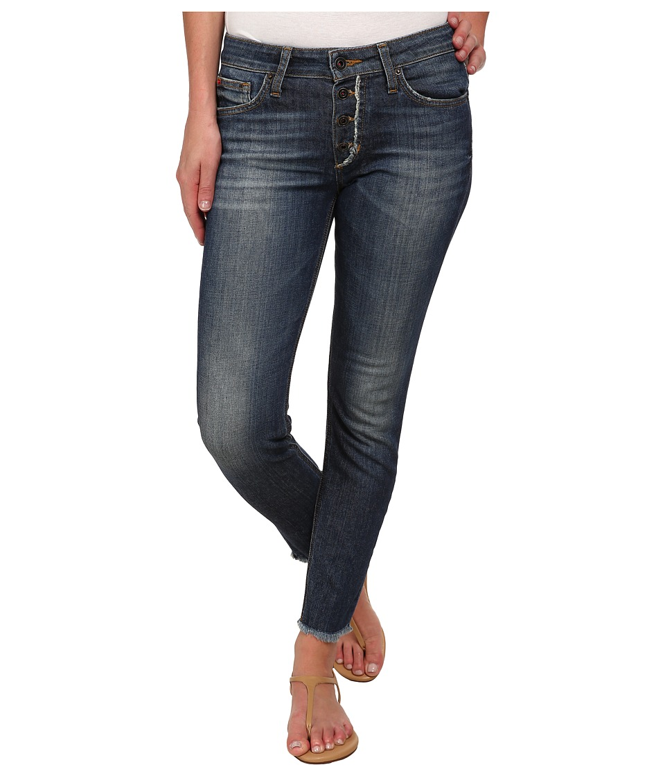Joe's Jeans - Japanese Denim - Busted Fly Finn Skinny Ankle in Natsumi (Natsumi) Women's Jeans