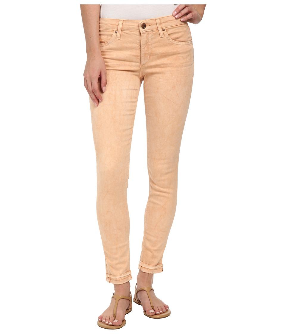 Joe's Jeans - Dust Dye Markie Skinny Ankle in Red Rock (Red Rock) Women's Jeans