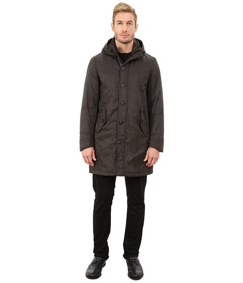 John Varvatos Star U.S.A. - Four Button Single Breasted Jacket O1283R3B (Peet) Men's Coat