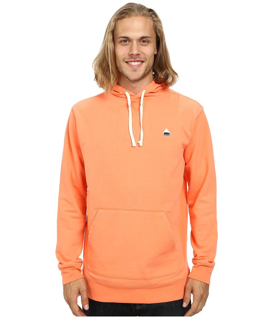 Burton - Roe Pullover Hoodie (Fresh Salmon) Men's Sweatshirt