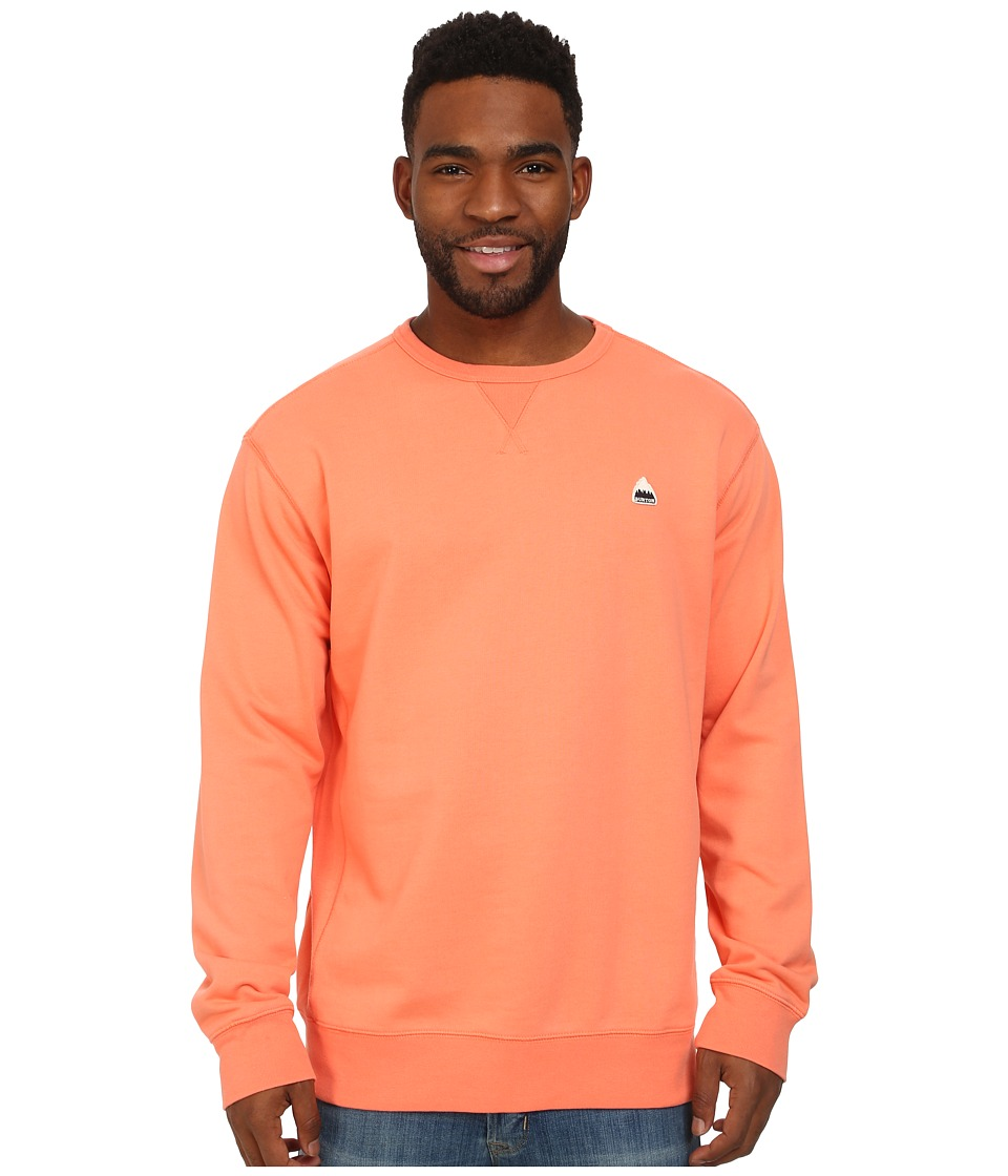 Burton - Roe Crew (Fresh Salmon) Men's Clothing