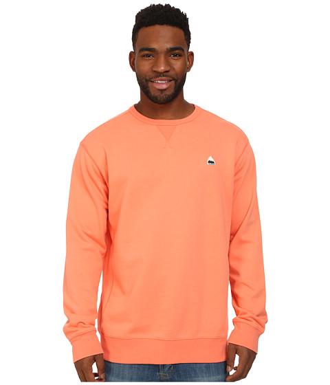 Burton - Roe Crew (Fresh Salmon) Men's Clothing