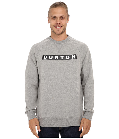 Burton - Vault Crew (Gray Heather) Men