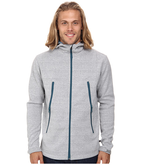 Burton - Clean Fleece (Pewter Heather) Men's Fleece