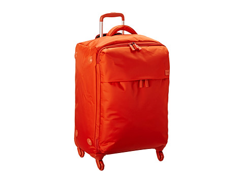 Lipault Paris - 4-Wheeled 25 Packing Case (Tangerine) Luggage