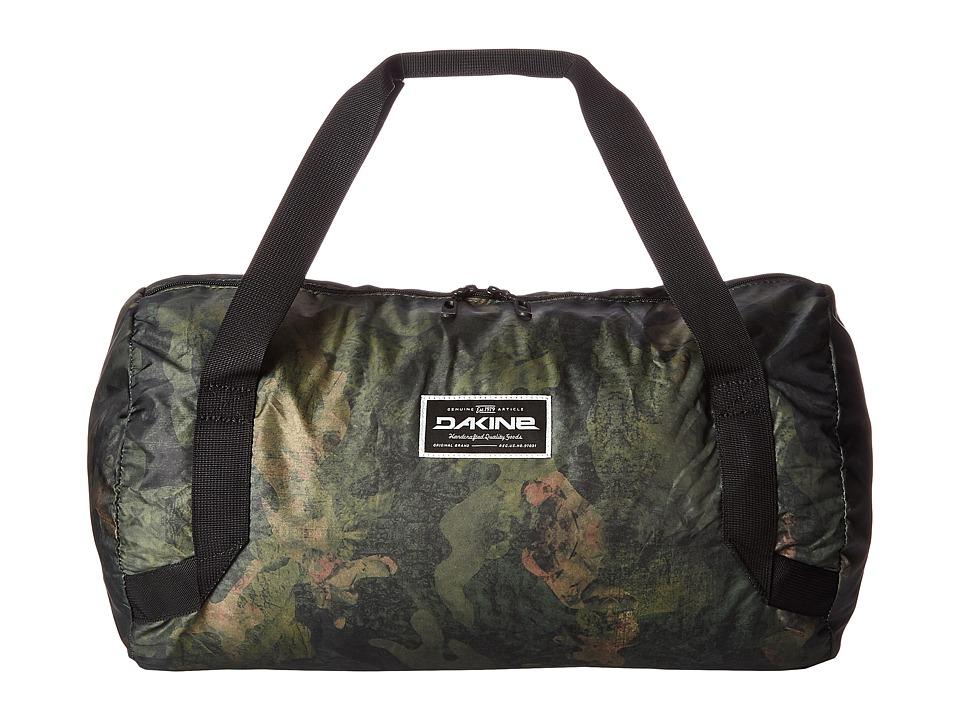 Dakine - Stashable Duffel Bag 33L (Peat Camo) Duffel Bags