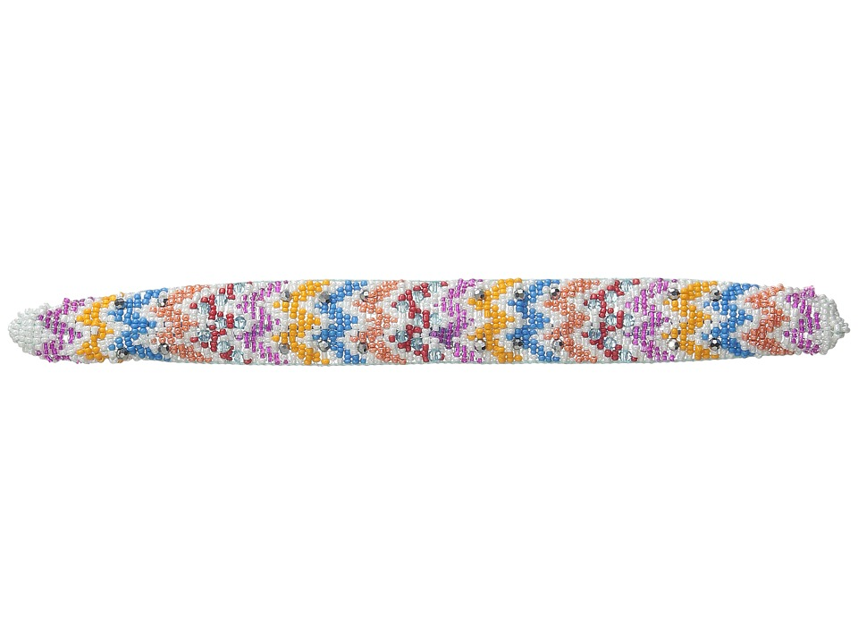 M&F Western - Beaded Cheveron Headband (Multi) Headband