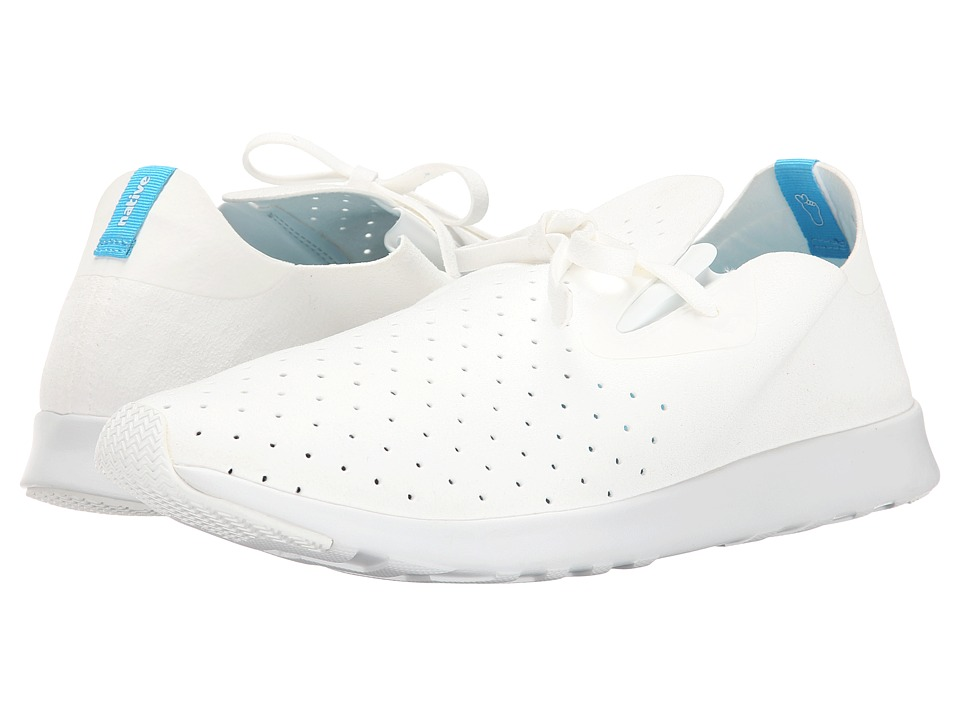 Native Shoes - Apollo Moc (Shell White/Shell White) Shoes