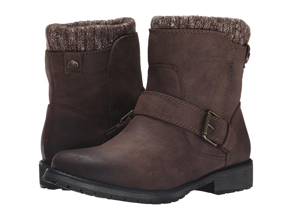 Roxy - Redding (Chocolate) Women's Boots