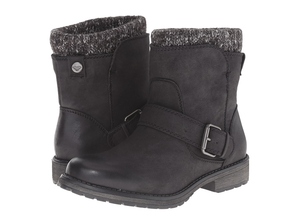 Roxy - Redding (Black) Women's Boots