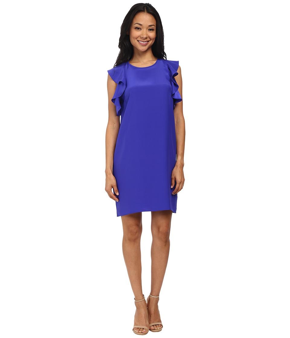 Image of Amanda Uprichard - Aimee Dress (Nublue) Women's Dress
